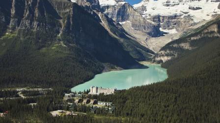 Fairmont Chateau Lake Louise, Banff National Park
