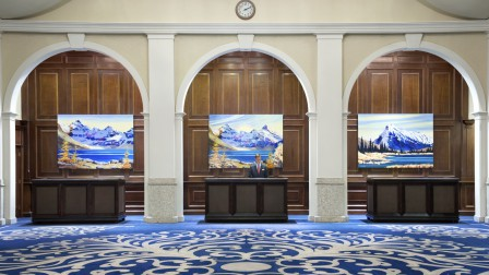 Lobby & Reception, Fairmont Chateau Lake Louise