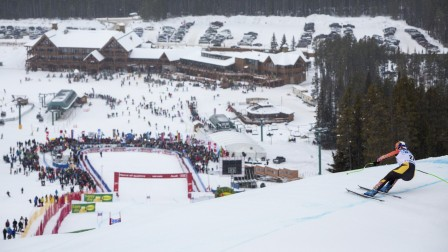 Lake Louise Ski Resort - World Cup