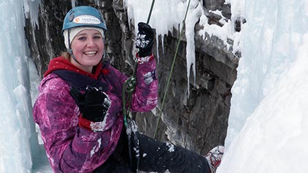 Lake Louise Jobs, Group Ice Climbing