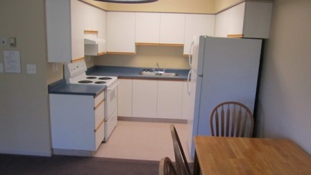 Management Housing - Kitchen