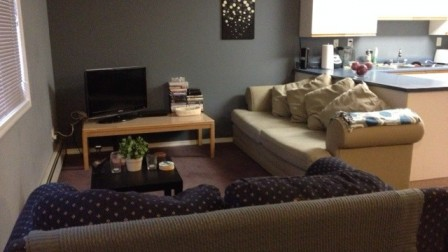 Leadership Housing Sprucegrove Living Room