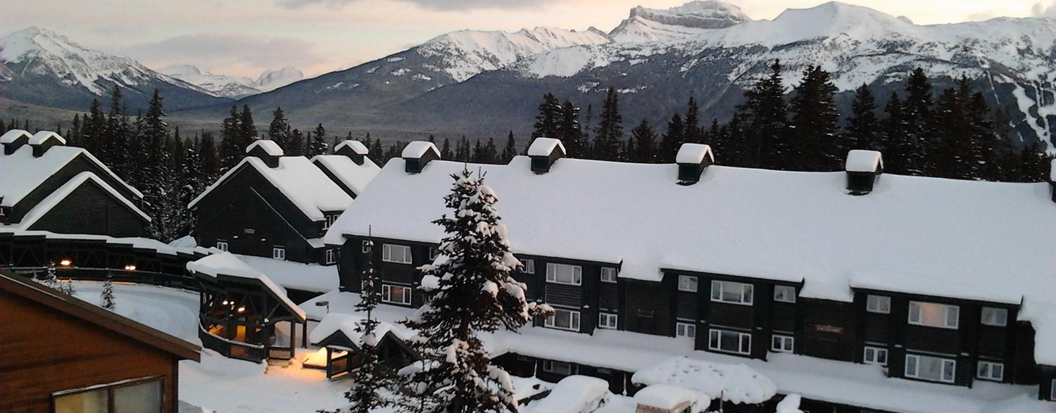 Lake Louise Jobs, Staff Housing