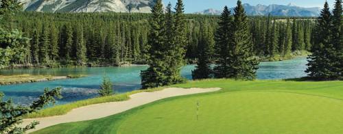 Golf at Fairmont Banff Springs Golf Course