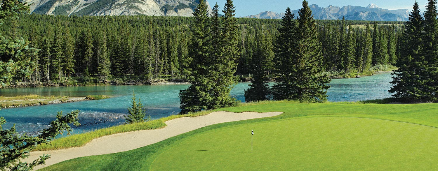 Golf at Fairmont Banff Springs Golf Course