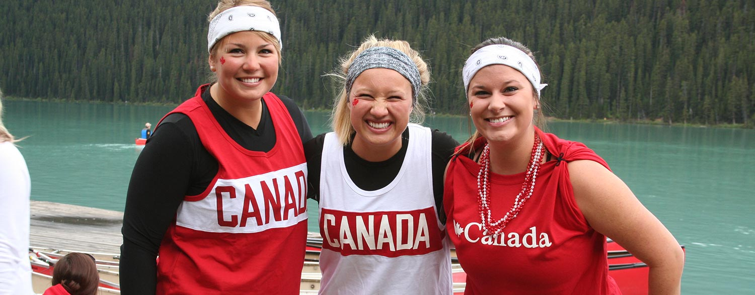 Lake Louise Jobs, Celebrating Canada Day