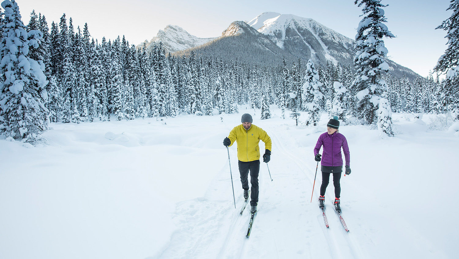 seasonal winter jobs in banff national park
